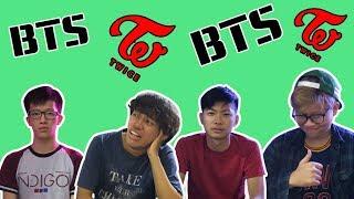 Video TEBAK MUKA MEMBER KPOP! Feat. Kevin Anggara, Filo Sebastian, Samurai Reject MP3, 3GP, MP4, WEBM, AVI, FLV November 2018