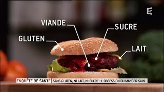 Video Sans gluten, ni lait, ni sucre : l'obsession du manger sain - Enquête de santé le documentaire MP3, 3GP, MP4, WEBM, AVI, FLV Oktober 2017
