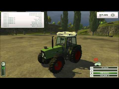 Fendt Farmer 306 ls v2.0