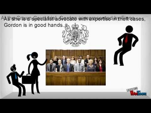 The Legal Profession - Solicitors and Barristers- AS Law