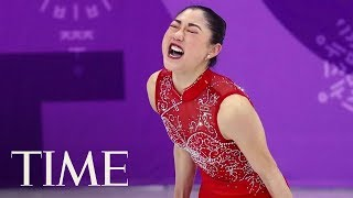 Mirai Nagasu Makes History As The First American Woman To Land A Triple Axel At The Olympics | TIME waptubes