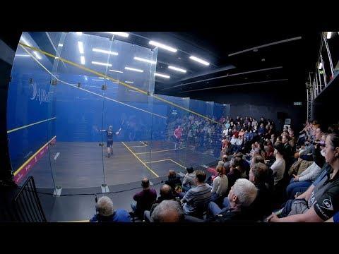 AJ Bell National Squash Championships 2020 - Finals