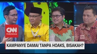 Video Tangkal Kampanye Hoaks, Kubu Jokowi & Prabowo Sepakat Tolak Isu SARA MP3, 3GP, MP4, WEBM, AVI, FLV September 2018