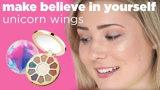 Unicorn Wings With Our #MakeBelieveInYourself Palette!