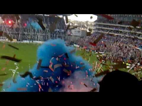 Video - Salida Emelec en la Final - Boca del Pozo - Emelec - Ecuador