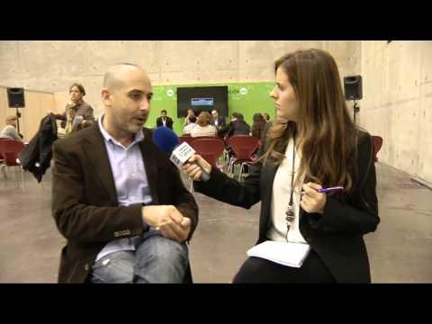 Entrevista a Jose Domingo Martinez en el #DPECV2014
