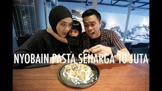 Video Ditraktir Makan Pasta Harga 10 Juta! MP3, 3GP, MP4, WEBM, AVI, FLV November 2018