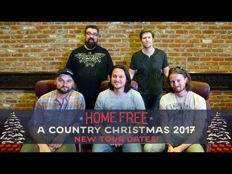 A COUNTRY CHRISTMAS 2017 - Pre-sale Happening NOW!