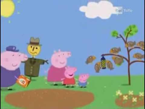 Cartoni animati del maialino peppa e dei suoi amici peppa pig e lo spaventa passeri https://youtu.be/f0xQIBFxknE Peppa Pig La sigla […]
