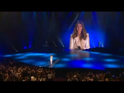 Céline Dion – To Love You More (Live in Las Vegas)