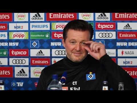 HSV: An St. Pauli vorbeiziehen? Christian Titz würde den HSV-Fans den Wunsch gern erfüllen