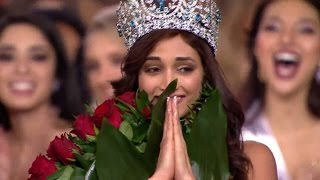 Video India's Srinidhi Shetty Crowned as Miss Supranational 2016 - Winning Moment MP3, 3GP, MP4, WEBM, AVI, FLV September 2018