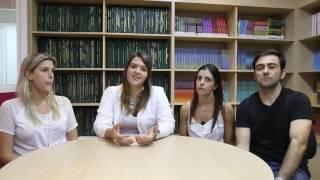 Depoimento (1) Biomédicos, Enfermeiros e Farmacêuticos módulo Seminários Clínicos | Nepuga SP