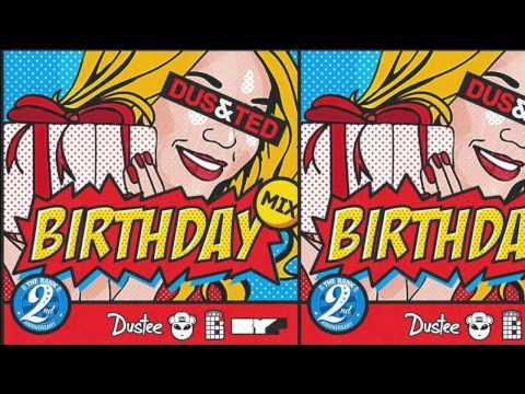The Bank 2 Years Anniversary - Dus&Ted - Birthday Mix 2015 (видео)
