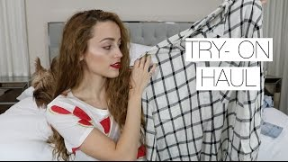 FOREVER 21 CLOTHING HAUL by Kathleen Lights