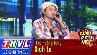 THVL | Cười xuyên Việt 2016 - Tập 10: Xích lô - Lạc Hoàng Long, Cười Xuyên Việt, Cuoi Xuyen Viet 2016, Gameshow Cuoi Xuyen Viet