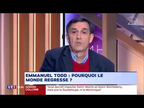 Video emmanuel todd : pourquoi le monde regresse ? download in MP3, 3GP, MP4, WEBM, AVI, FLV January 2017