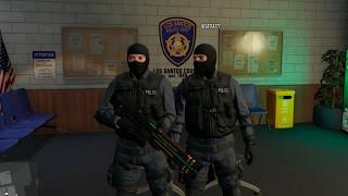 GTA V ONLINE CON MODS: SWAT