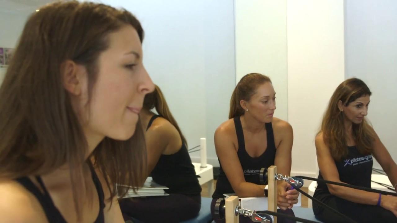 Pilates Exercises: Teacher Training