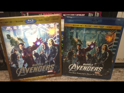 Avengers (2012) Blu-Ray Review