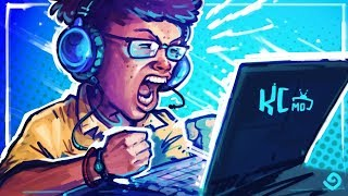 I convinced a TOXIC Hater to 1v1 me in Fortnite (Instant Karma)