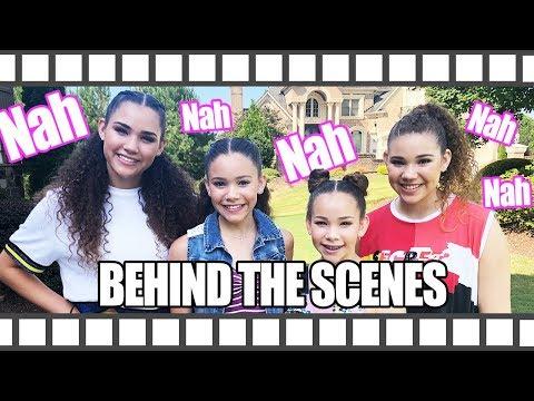 Haschak Sisters - Nah Nah Nah (BTS)