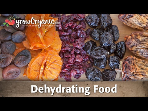 How to Dehydrate Food