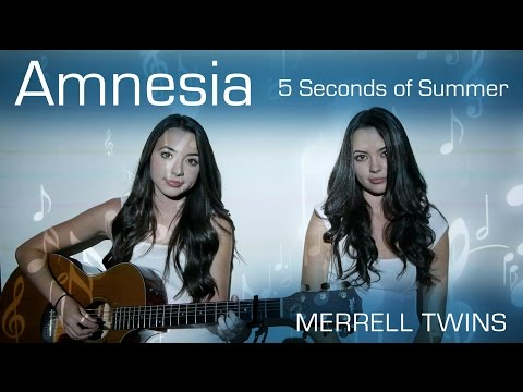 Cover - This is our live cover of Amnesia by 5 Seconds of Summer. It's our favorite song right now! :) Please take a second and LIKE + FAV this video :D Subscribe and SHARE THIS VIDEO! We post new...