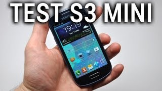 Test du Samsung Galaxy S3 Mini - par Test-Mobile.fr