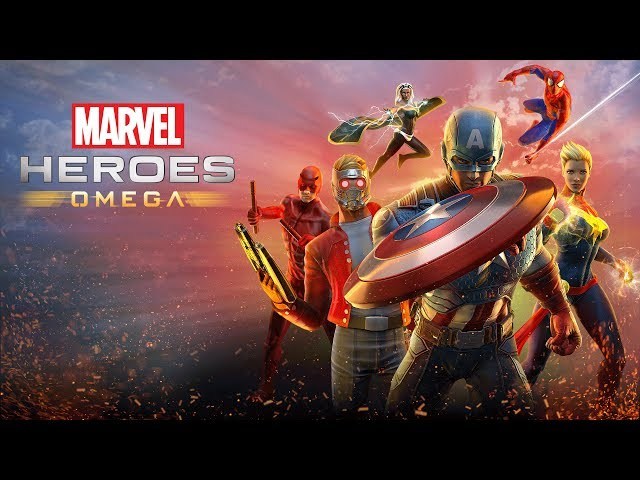 Marvel Heroes Omega - Open Beta Launch Trailer | PS4