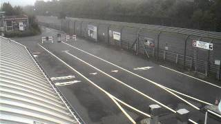 Nurburgring Gate Webcam Timelapse July 27, 2011