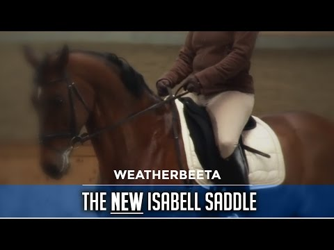 The New Isabell Saddle I Exclusive to Bates & Wintec