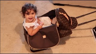 Baby surprises mommy with a gift...JOIN THE ACE FAMILY & SUBSCRIBE: http://bit.ly/THEACEFAMILYLovesacs HERE: http://www.lovesac.com/sacs/learn.html*TURN ON OUR POST NOTIFICATIONS FOR SHOUTOUTS IN OUR VIDEOS*LAST VIDEO: https://www.youtube.com/watch?v=TgmcVK5Z2JIMAKE SURE YOU LIKE, COMMENT, SHARE & SUBSCRIBE TO OUR YOUTUBE CHANNEL AND FOLLOW US ON OUR FAMILY ADVENTURES! The Ace Family store: http://acehatcollection.net STALK US :)Catherine's Instagram: https://www.instagram.com/catherinepaiz/Catherine's Twitter: http://twitter.com/catherinepaizCatherine's SnapChat: CatherinepaizAustin's Instagram: https://www.instagram.com/austinmcbroom/Austin's Twitter: https://twitter.com/AustinMcbroomAustin's SnapChat: TheRealMcBroomPO Box Address -The ACE FamilyP.O. Box 672Woodland Hills, CA91365-0672Business inquires: theacehatcollection@gmail.com