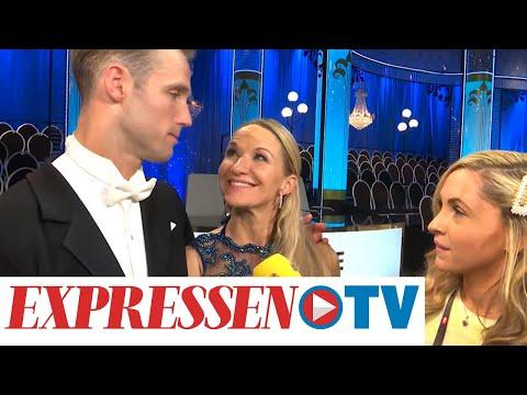 """Kristin och Calles semesterplaner – efter """"Let's Dance"""""""