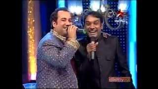 Rahat Fateh Ali Khan & Master Saleem Best Performance