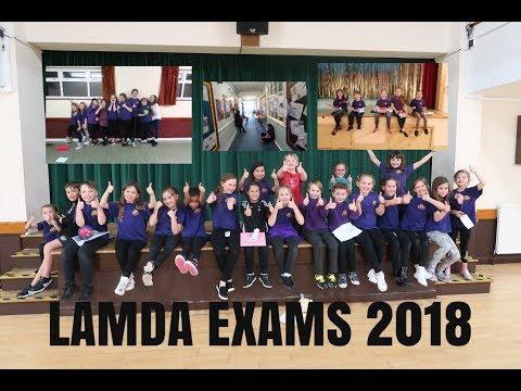 LAMDA exams 2018
