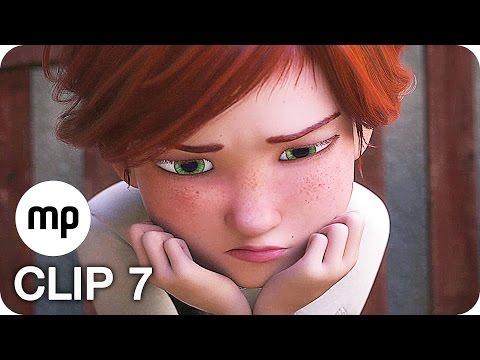 BALLERINA Film Clip 7: Odette lehrt Felicie grazil zu springen (2017)