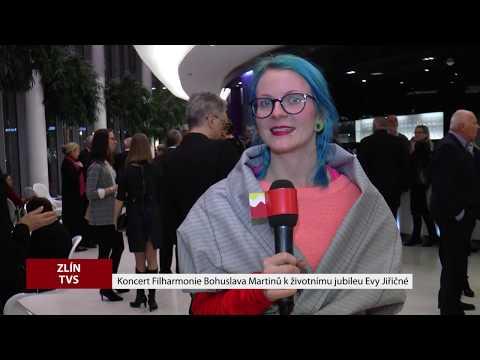 TVS: Deník TVS 19. 3. 2019