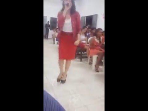 Mara Sousa em governador Luiz Rocha-ma