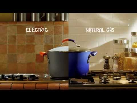 The Natural Gas Difference - Stove