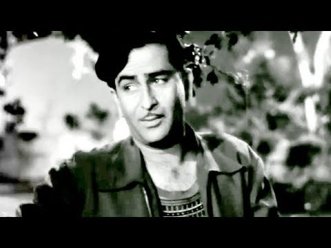 raat - Song from movie Chori Chori (1956) starring, Raj Kapoor, Nargis, Pran, Johny Walker, Mukri, Bhagwan, Rajasulochana Director: Anant Thakur, Music Director: Sh...