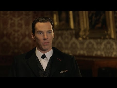 Sherlock SP (Featurette 'Going Back to Victorian Times')