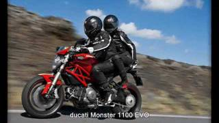 5. 2012 Ducati Monster 1100 EVO