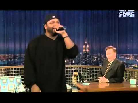 Il imite LL Cool J, Snoop Dogg, DMX et Jay-Z (video)