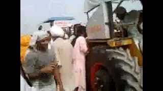 Hindustan tractor [BHULLAR's] vs New holland 5500