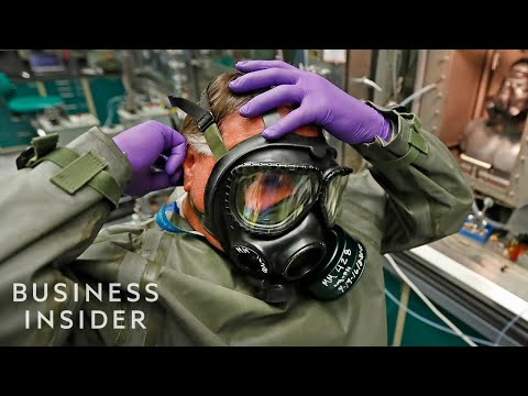 Inside The US Government's Top-Secret Bioweapons Lab