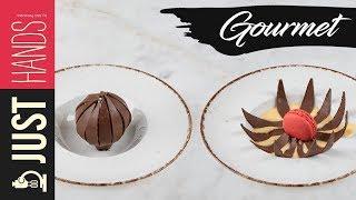 Chocolate Flower | Akis Kitchen by Akis Kitchen