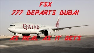 A Like and a Sub will be very much appreciatedADDONSCaptain Sim 777REX + ODFlytampa DubaiWOAIWingviews by michaelpilot123