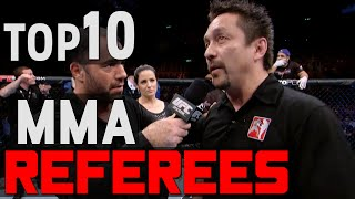 Video TOP 10 Referees In MMA (Worst to Best) MP3, 3GP, MP4, WEBM, AVI, FLV Oktober 2018