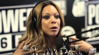 Wendy Williams Talks Aaliyah; Producing TV Movie Biography - YouTube